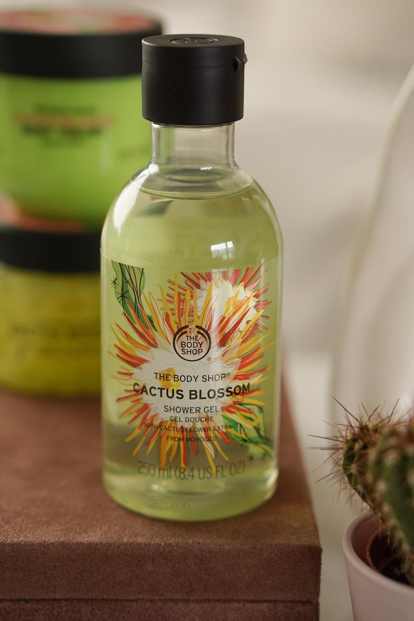Cactus Blossom shower gel