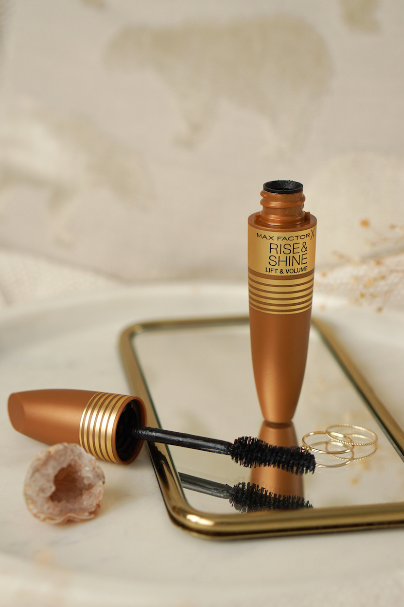 Max Factor Rise and Shine mascara review