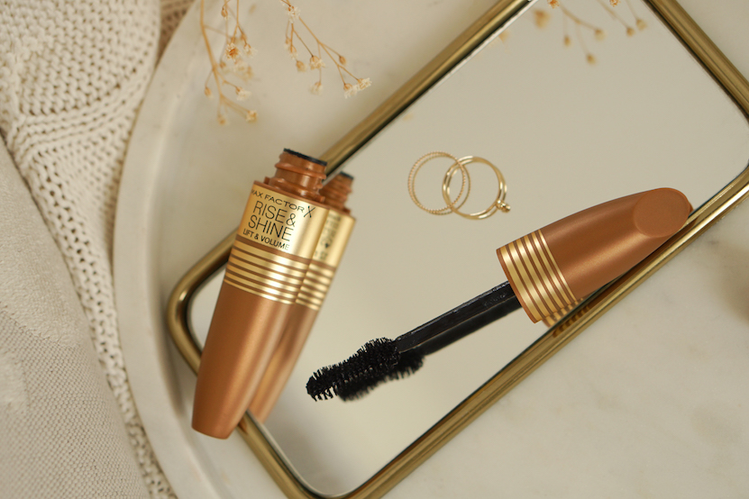 Max Factor Rise and Shine mascara