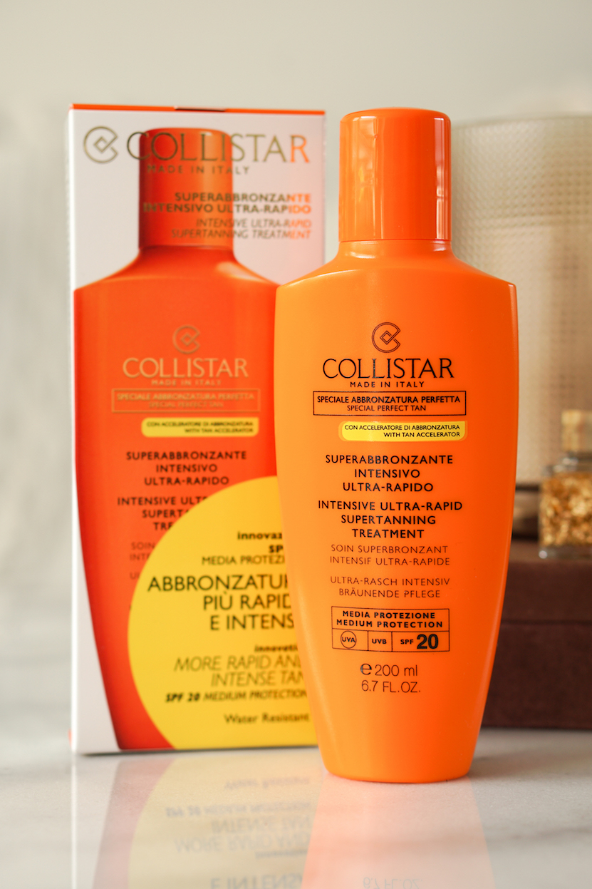 Collistar Intensive Utra-Rapid Supertanning Treatment SPF20