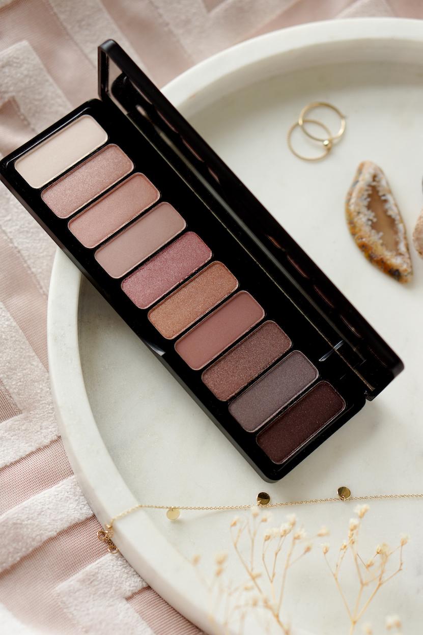 e.l.f. elf rosegold eyeshadow palette