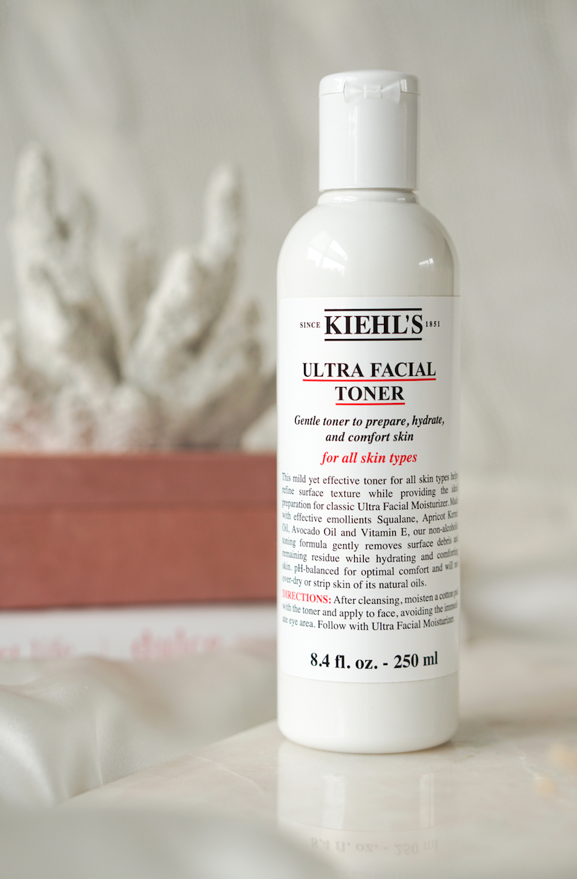 Kiehls Ultra Facial Toner bottle
