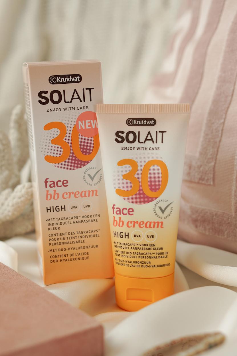 Kruidvat Solait Face BB Cream