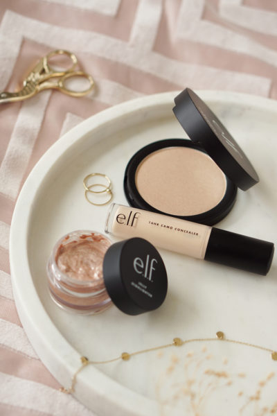 e.l.f. highlighters en concealer