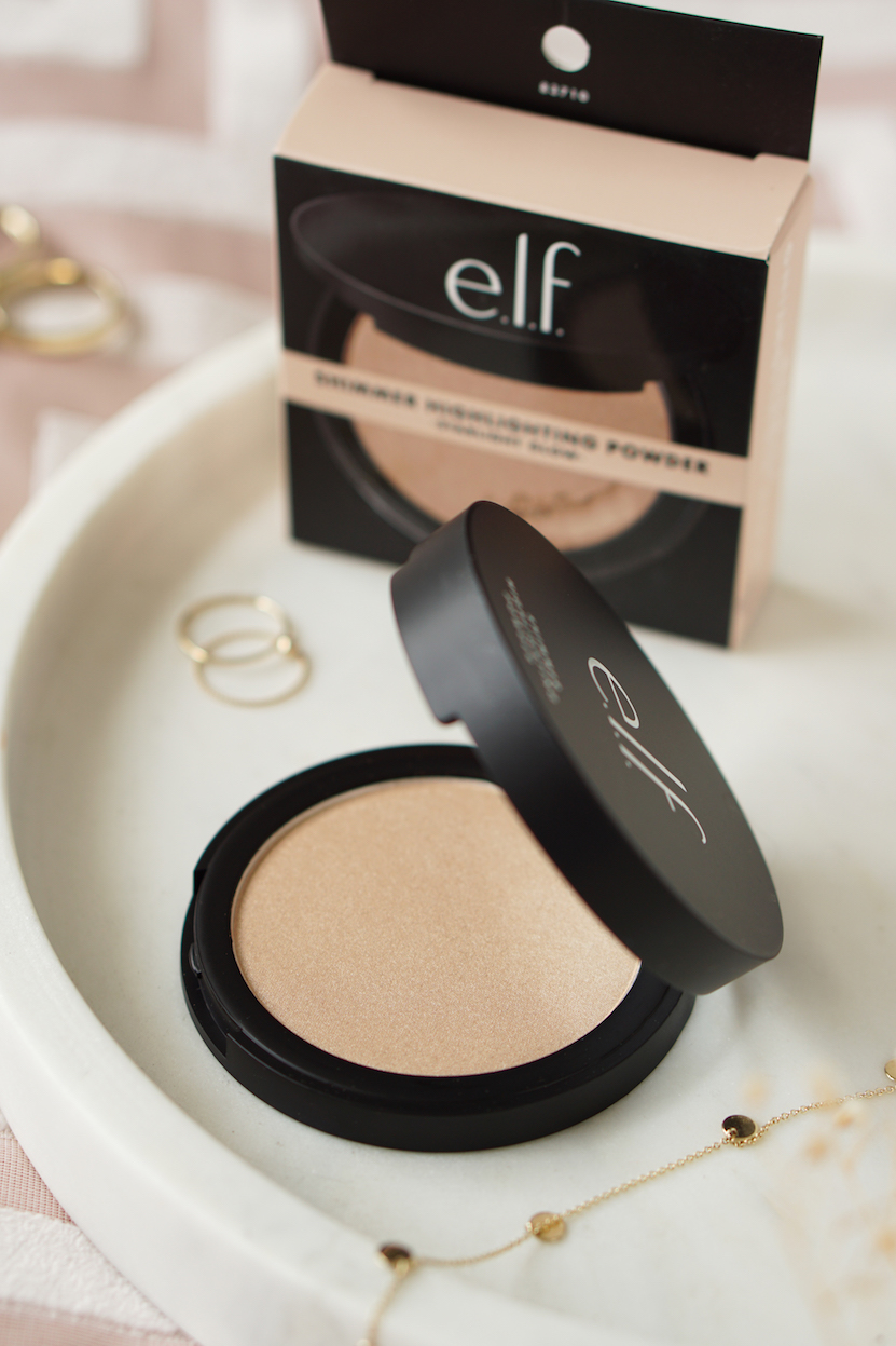 elf starlight glow Shimmer Highlighting Powder