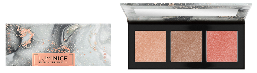 catrice LUMINICE GLOW PALETTES