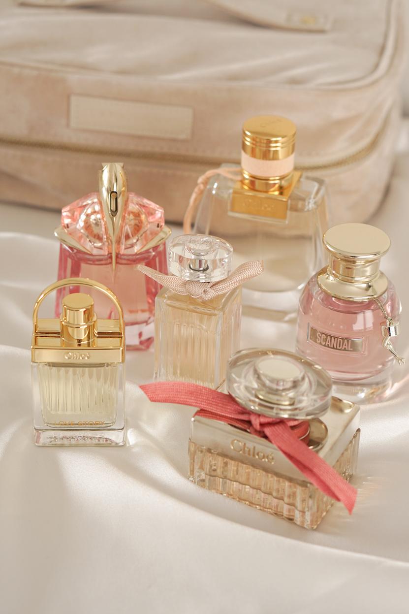 Chloé parfum flesje schoonmaken (oxidatie)