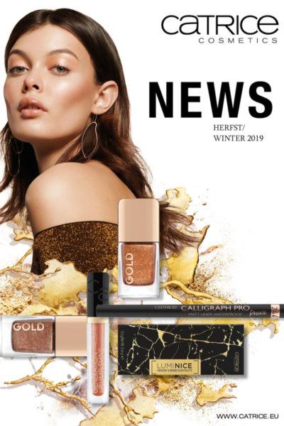 CATRICE nieuwe producten herfst winter 2019