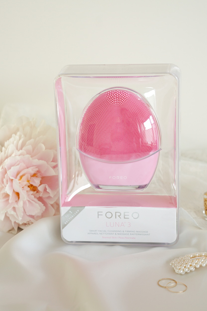 FOREO Luna 3 package