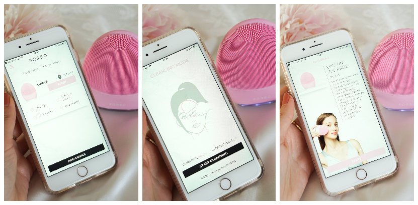 app foreo iphone
