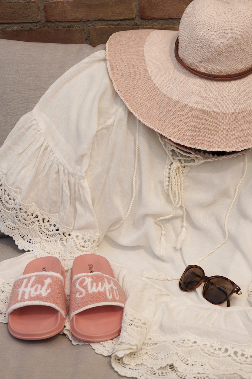 Ready for summer, boho look