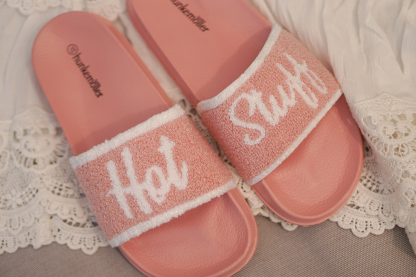 Hunkemöller hot stuff slippers