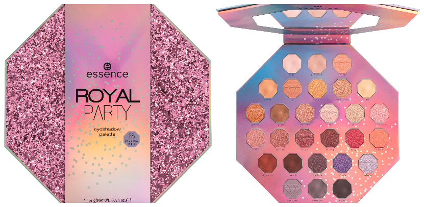 essence party eyeshadow palettes