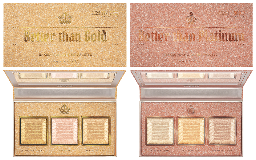 CATRICE Highlighter Palettes