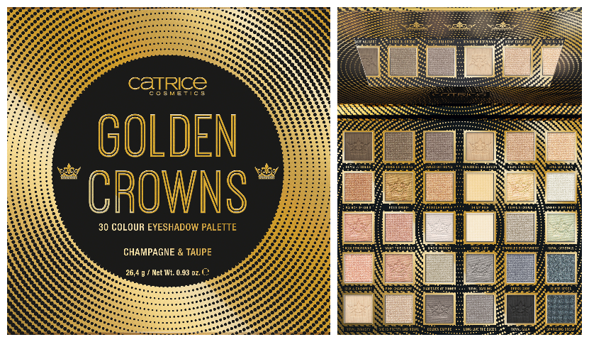 CATRICE & essence Limited Edition 'Royal Party'