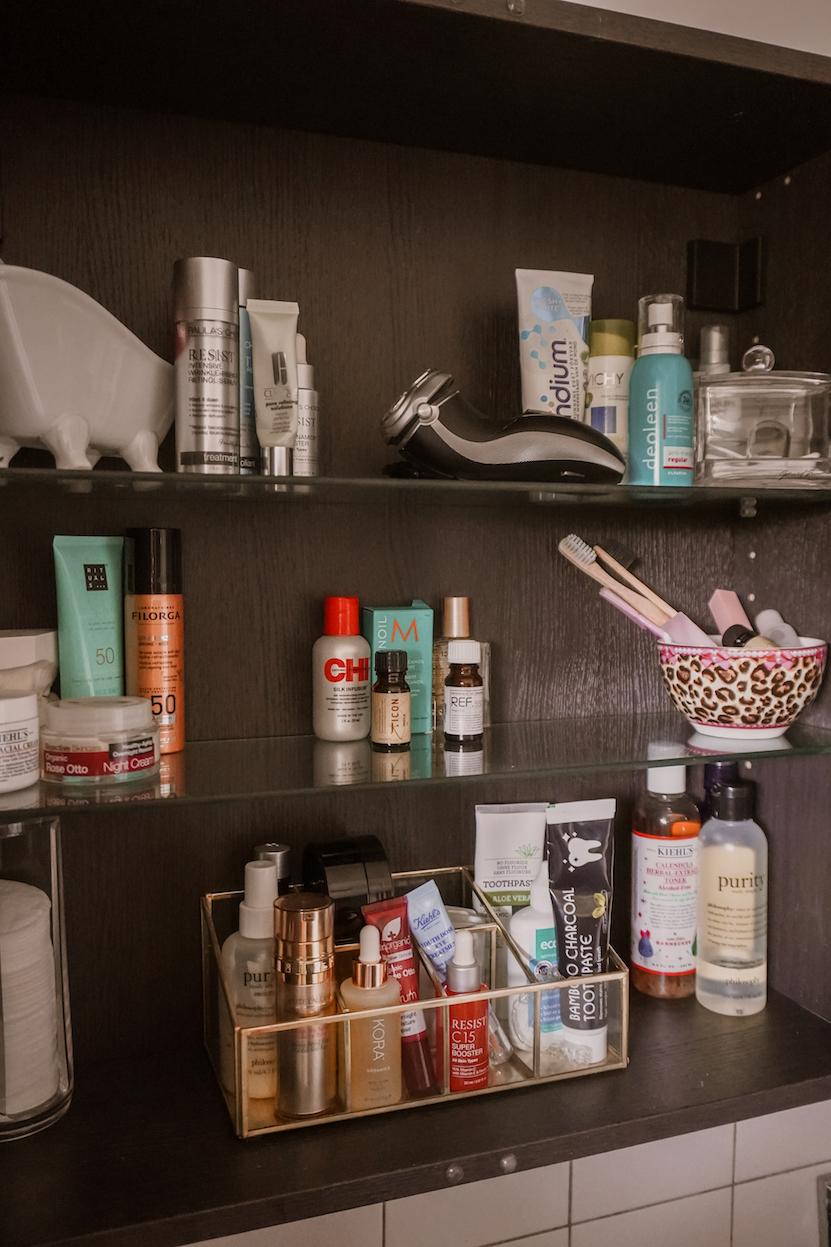 badkamer opruimen inspiratie organiseren