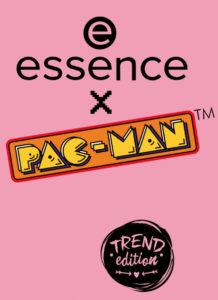 essence x PAC-MAN Trend Edition