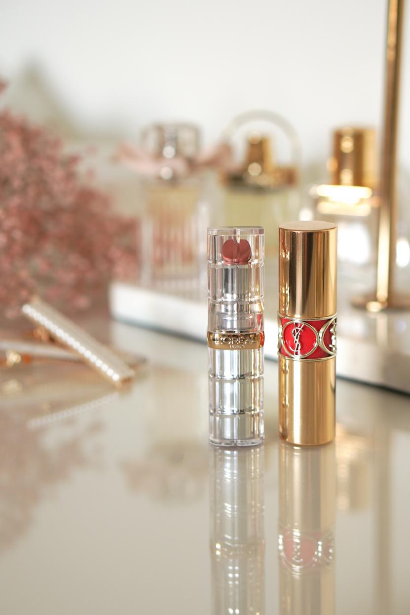 L'Oréal Paris Color Riche Shine Yves Saint Laurent dupe