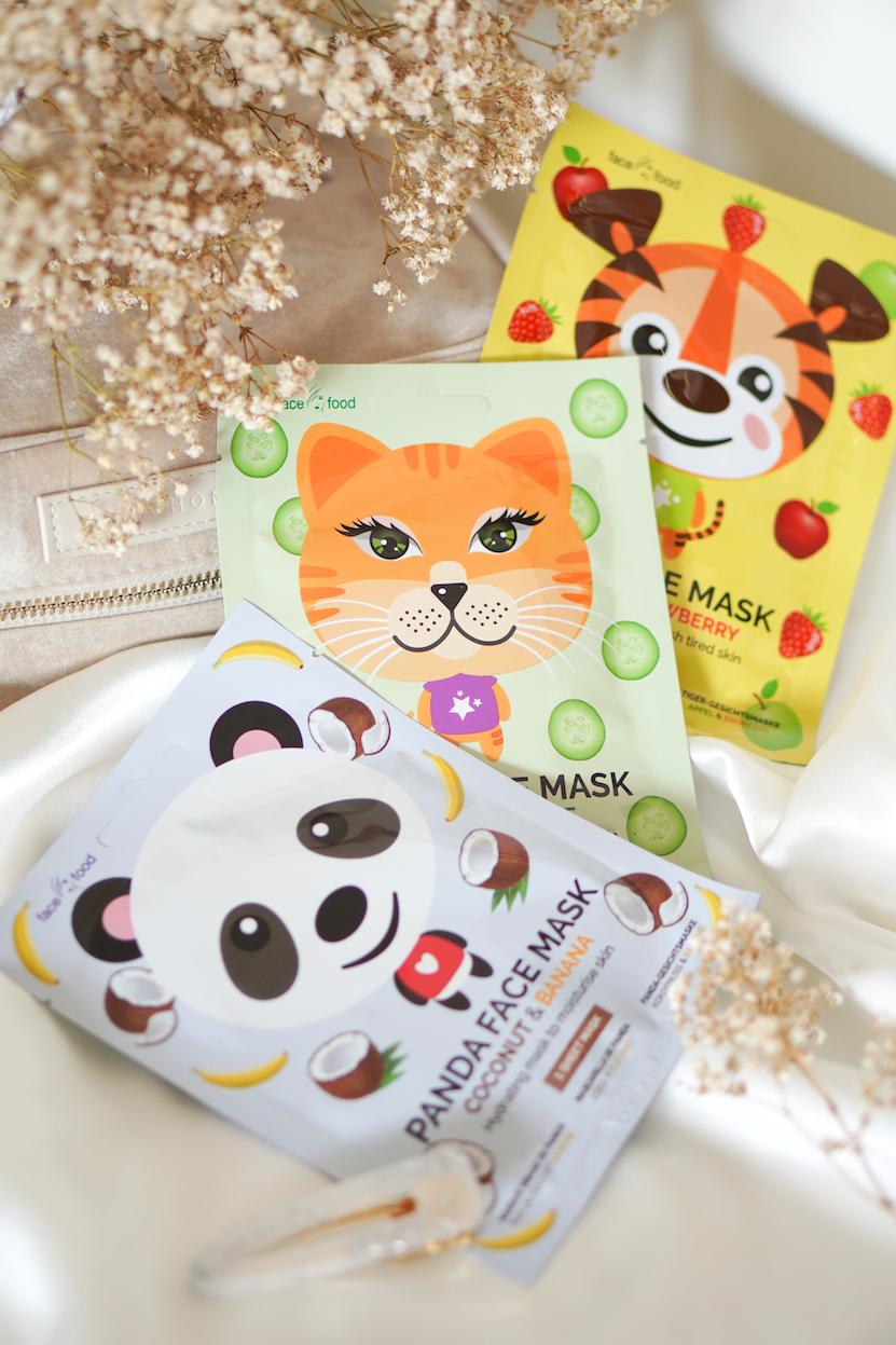 WIN 10x 7th Heaven Animal Sheet Maskers