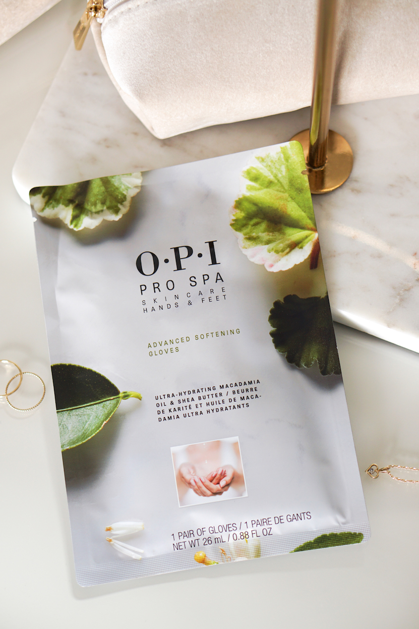 OPI Pro Spa Moisturizing Gloves & Socks