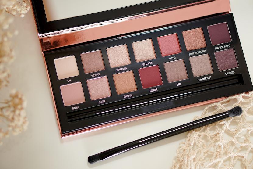Douglas Pink Nudes oogschaduw palette
