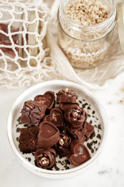 Zelf chocolade maken met raw cacao