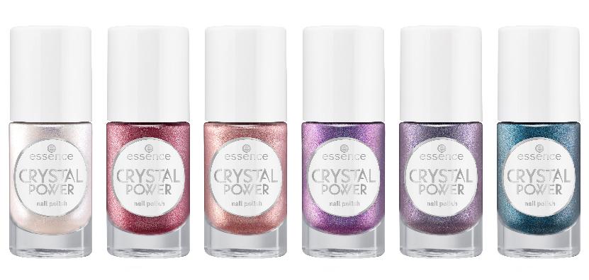 crystal power nail polish essence