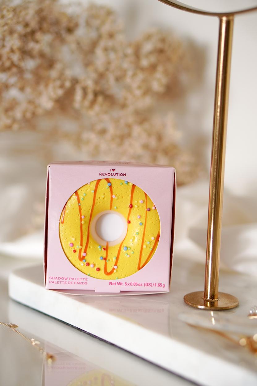 I Heart Revolution Maple Glazed Donut Shadow Palette