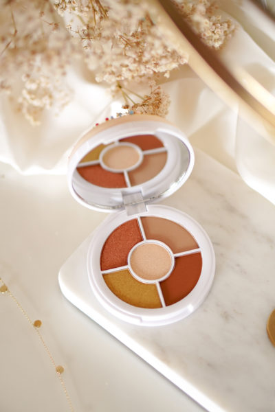 I Heart Revolution Maple Glazed Donut Shadow Palette