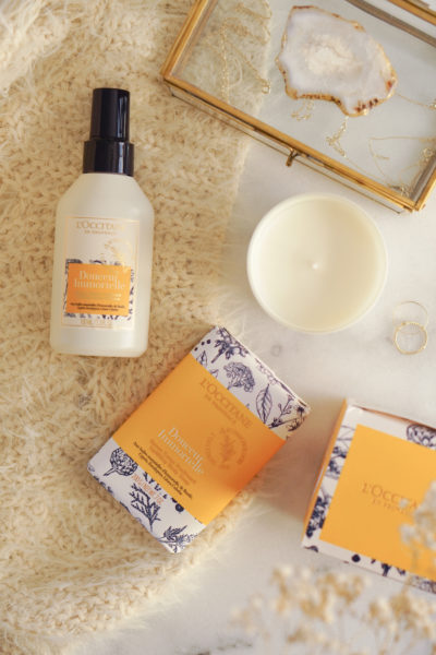 L'Occitane Home Douceur Immortelle