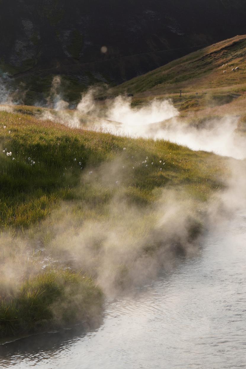 Reykjadalur Hot Springs
