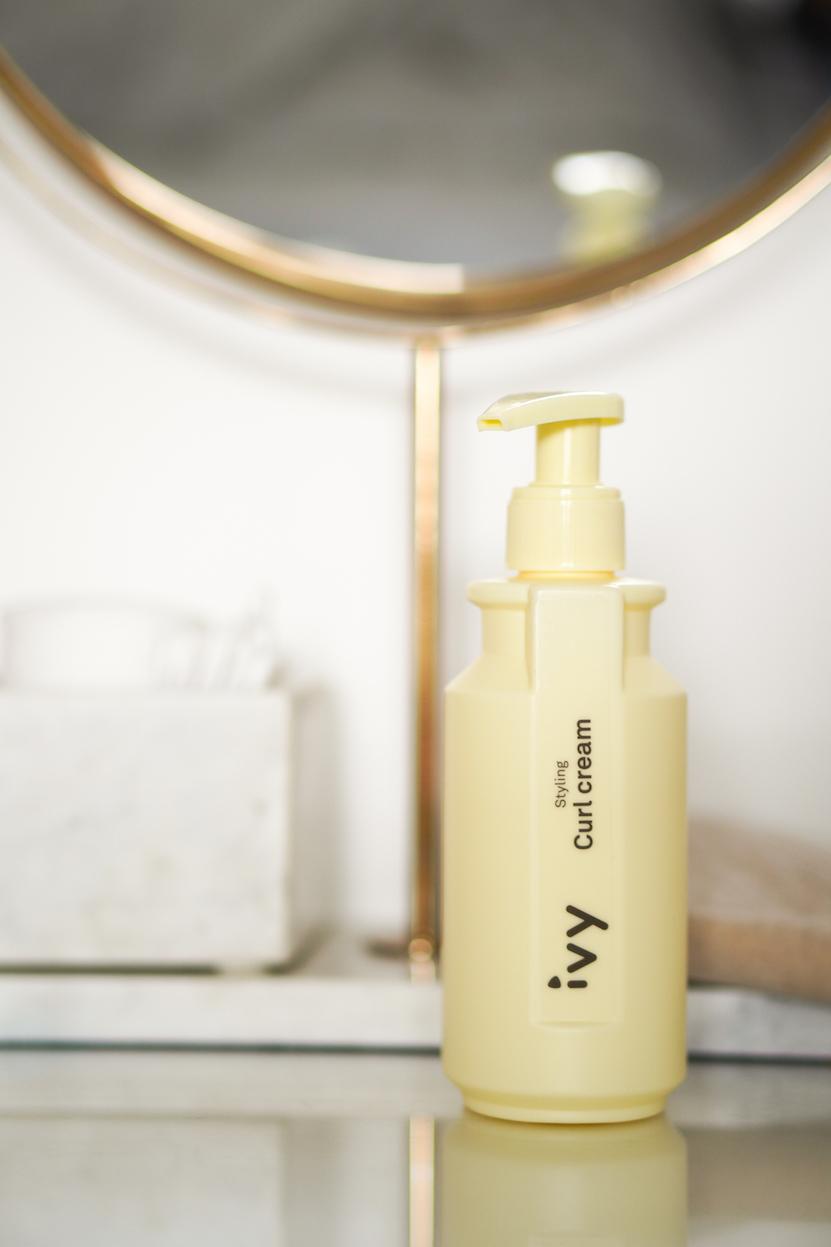 IVY Volume Shampoo & Curl Cream