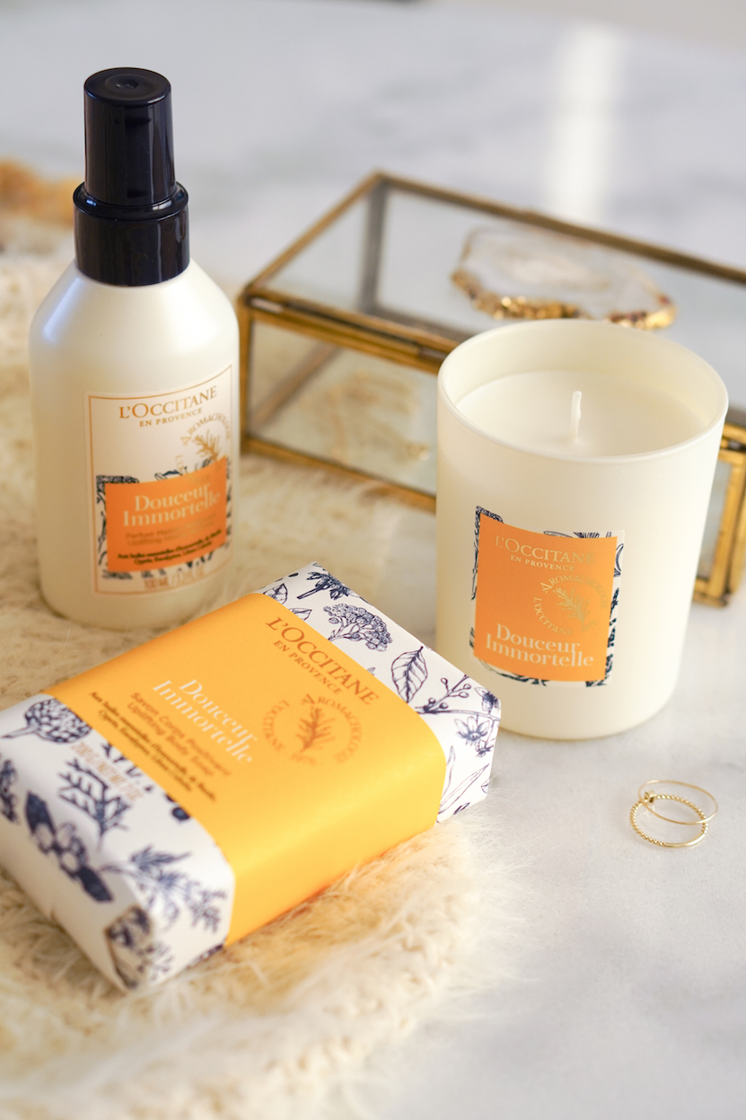 LOccitane Home Douceur Immortelle