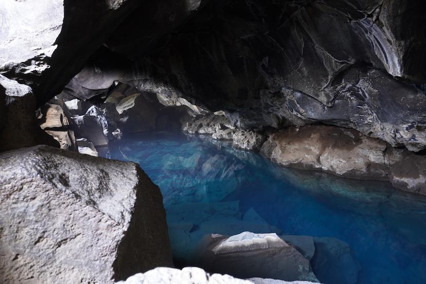 Game of Thrones grot /Grjótagjá cave
