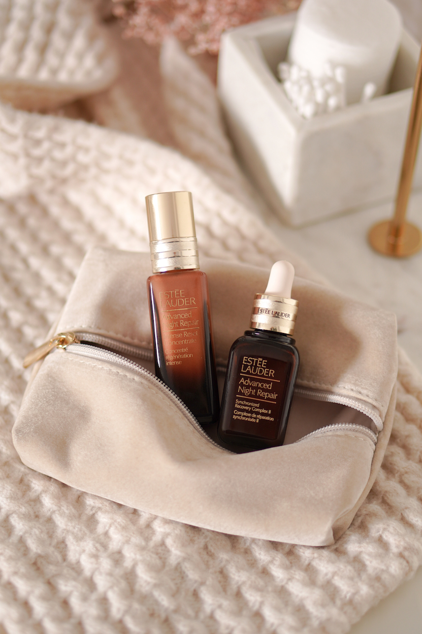 Estée Lauder Advanced Night Repair Intense Reset Concentrate & Synchronized Recovery Complex II Serum