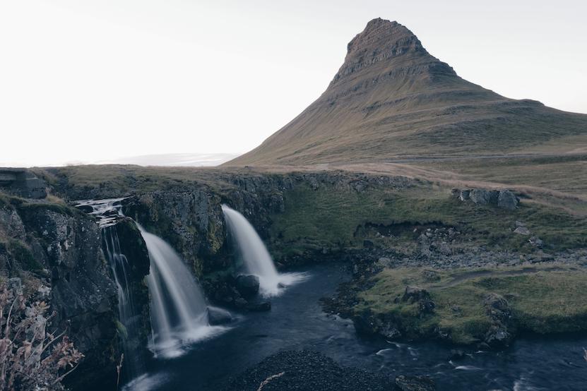 Kirkjufell iceland Game of Thrones