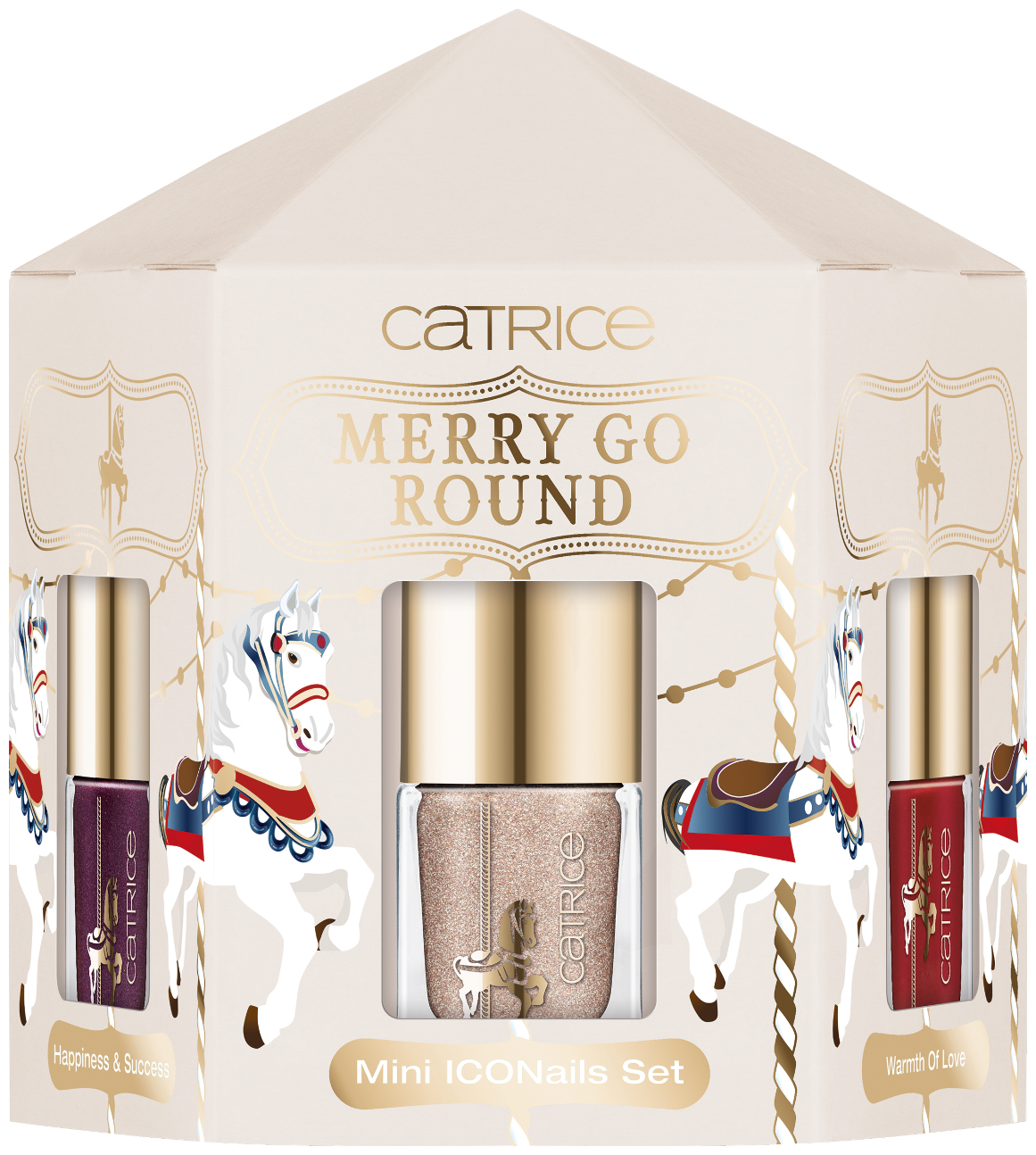 "CATRICE Limited Edition ""MERRY GO ROUND"""