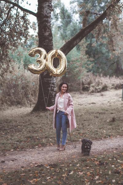 30th birthday, terugblik op het afgelopen jaar