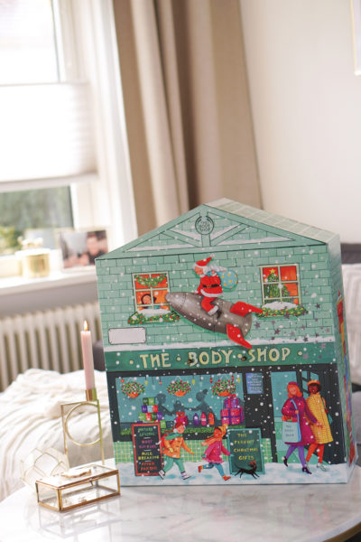The Body Shop cadeau inspiratie
