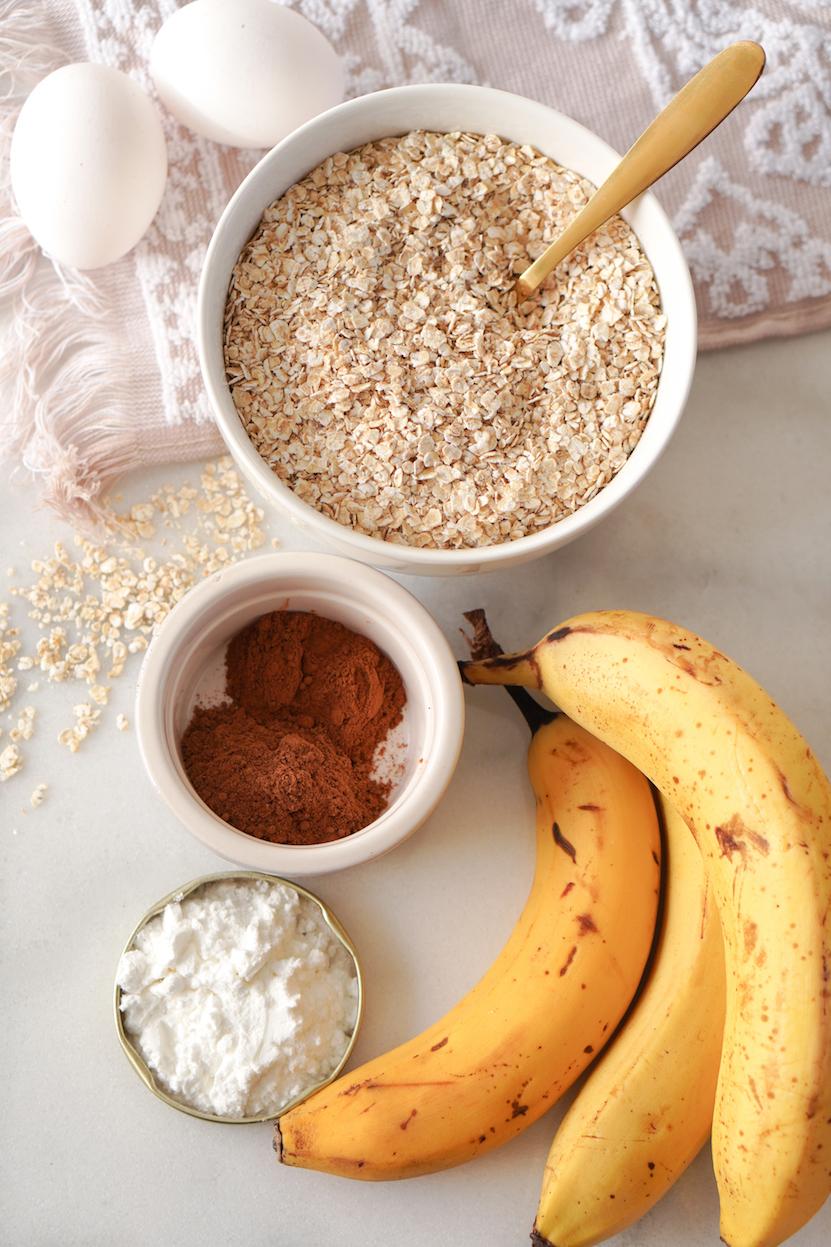 Bananenbrood koek & speculaas