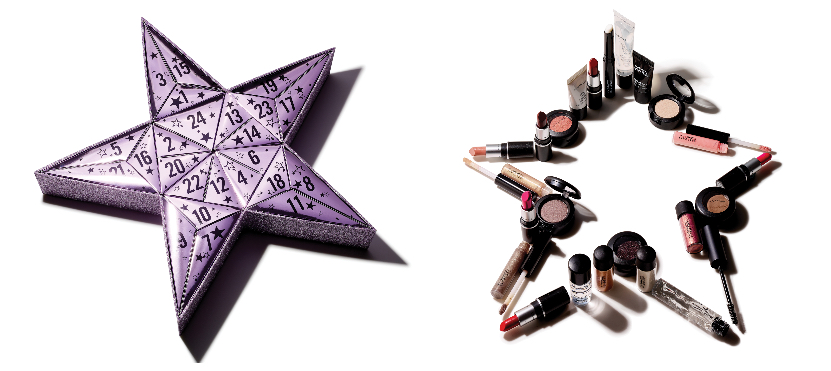 MAC Advent Calendar Stars For Days Ki