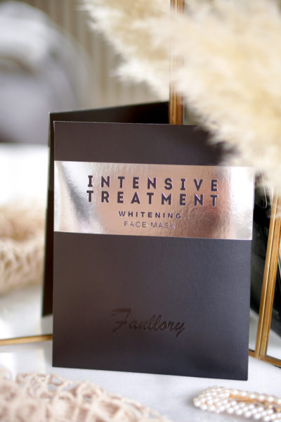 Fanllory Intensive Treatment Whitening Mask