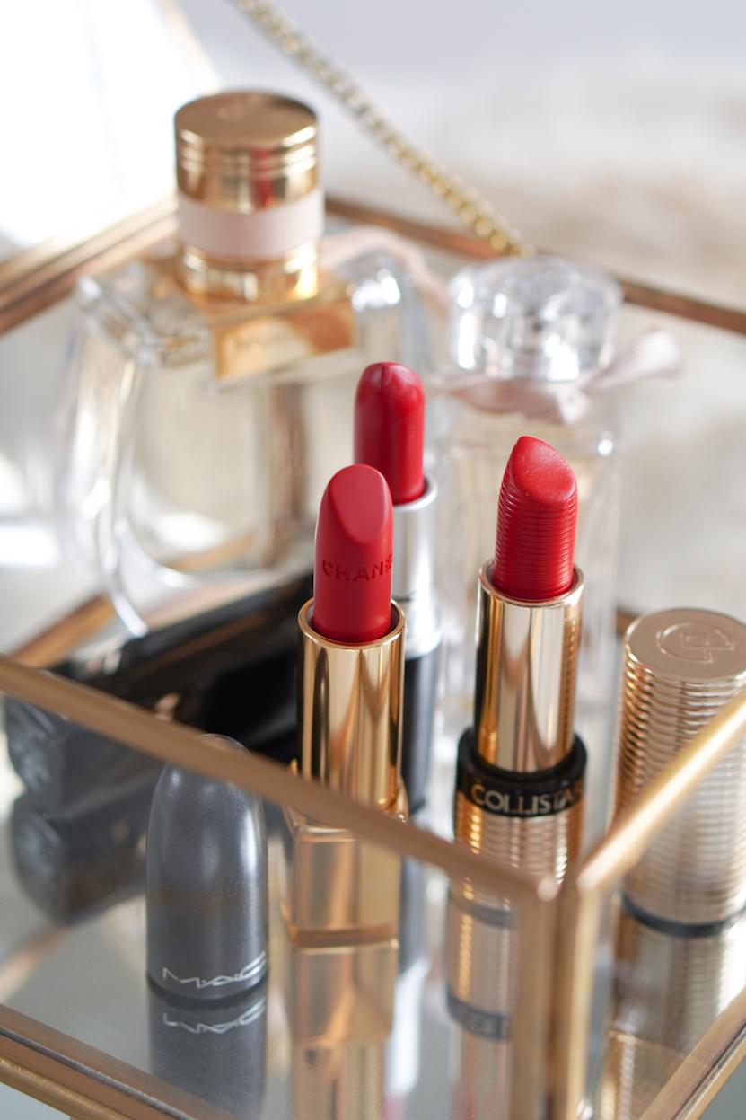 Mooiste rode lipsticks voor de feestdagen