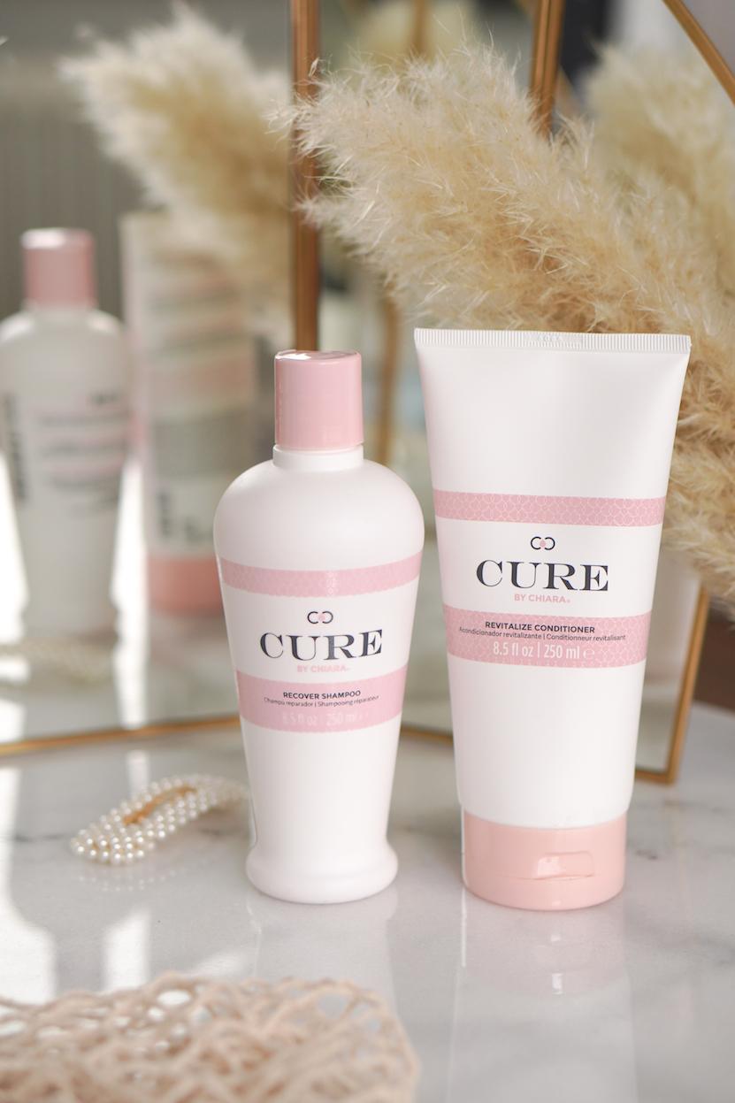 ICON Cure by Chiara shampoo & conditioner
