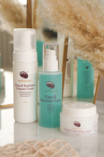 Webecos Vitacell Radiance