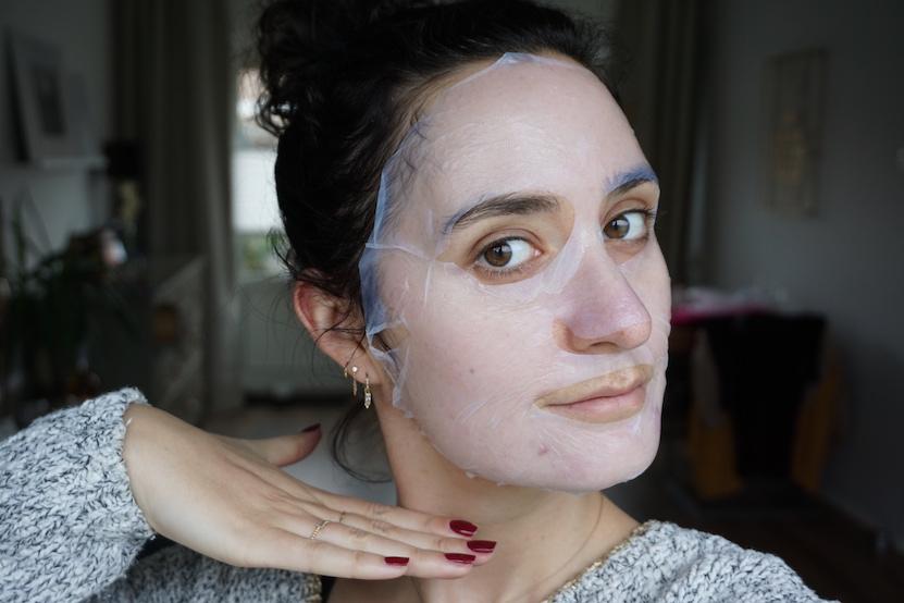 Fanllory Intensive Treatment Whitening Mask