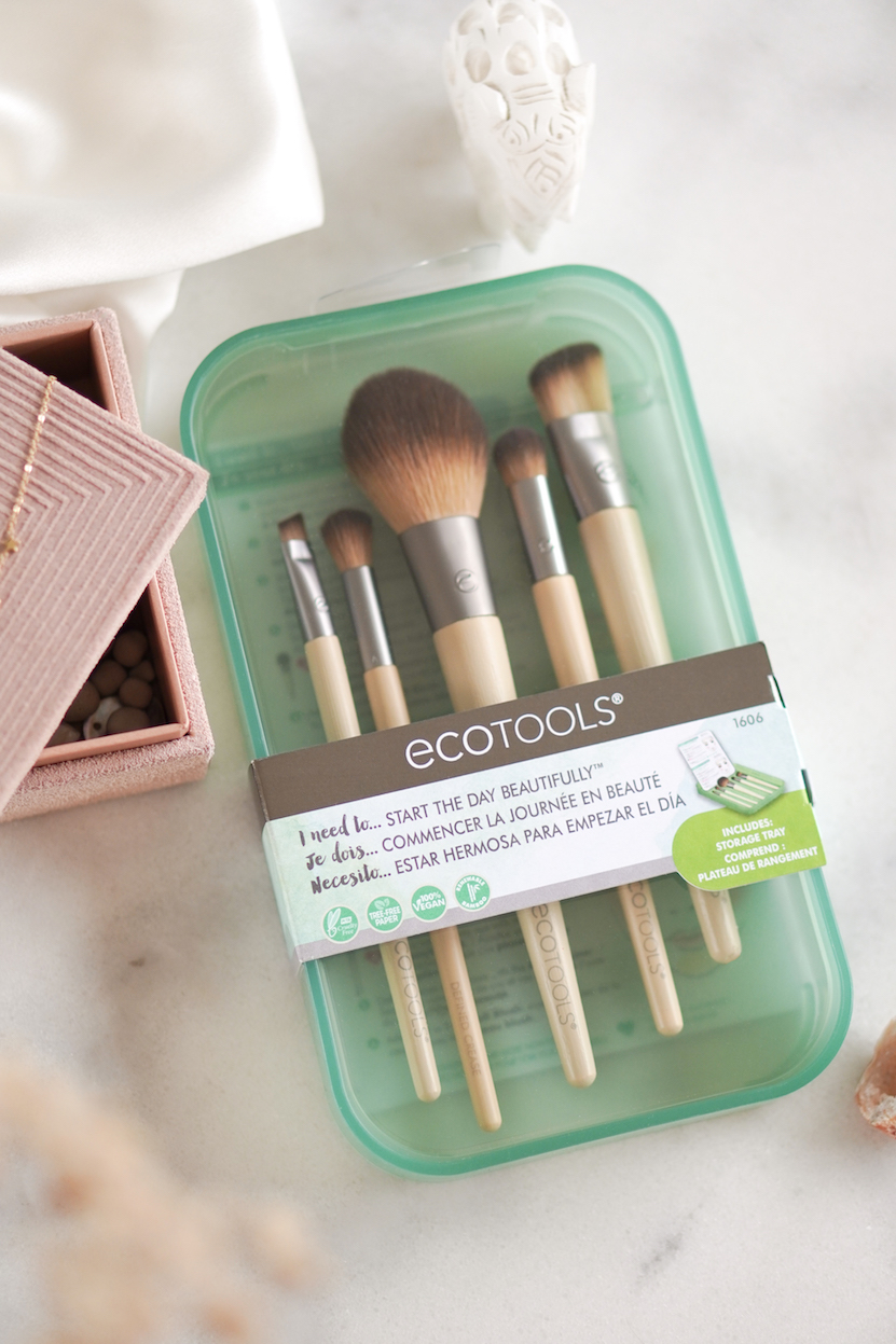 Ecotools Brush Set, Start The Day Beautifully