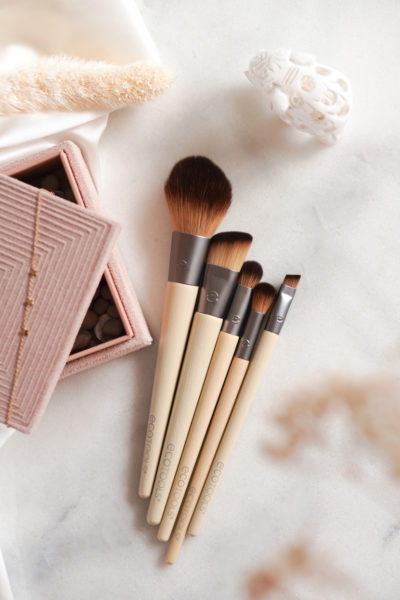 Ecotools Brush Set, Start The Day Beautifully