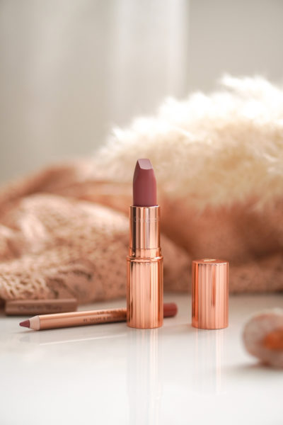 Charlotte Tilbury Pillow Talk Lips