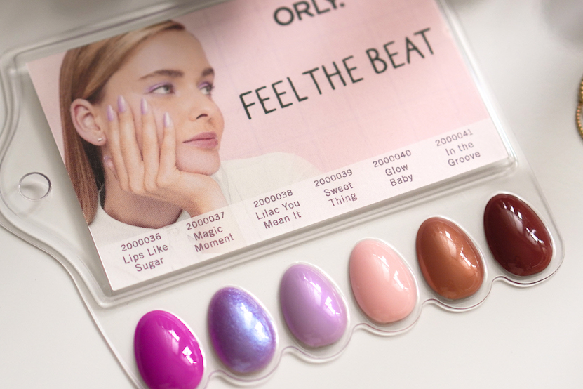 ORLY Feel The Beat